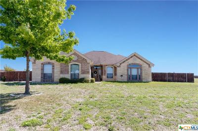 Copperas Cove Single Family Home For Sale: 222 Coleton Drive