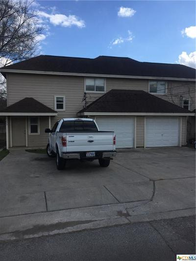 San Marcos Multi Family Home For Sale: 1223/1225 Clyde