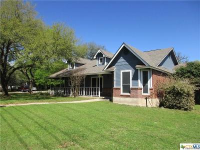 San Marcos Single Family Home For Sale: 220 Quail Creek Drive