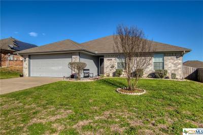 Nolanville Single Family Home For Sale: 224 Sims Ridge