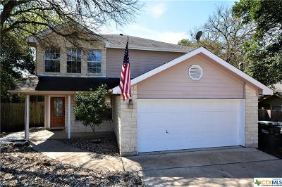 San Marcos Single Family Home For Sale: 156 Dolly