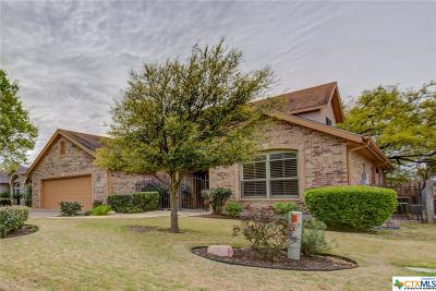 New Braunfels Single Family Home For Sale: 2842 Morning Star