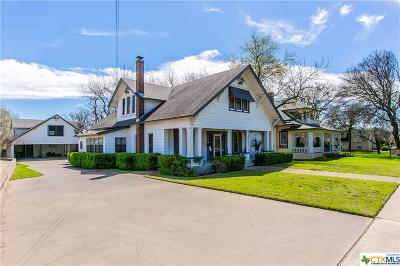 Belton Single Family Home For Sale: 509 N Wall