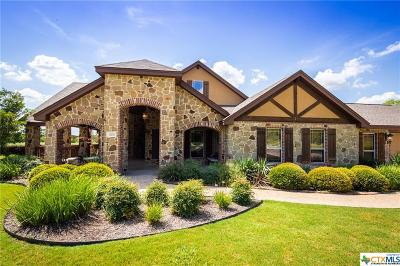 New Braunfels Single Family Home For Sale: 1610 Havenwood