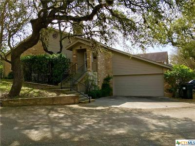 Canyon Lake Condo/Townhouse For Sale: 6 Oak Villa #G-1
