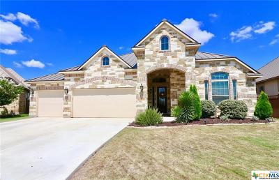 New Braunfels Single Family Home For Sale: 864 Boomerang