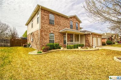 Harker Heights Single Family Home For Sale: 2134 Modoc Drive