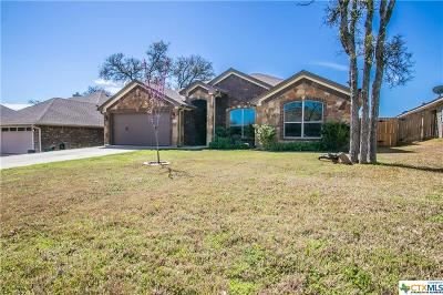 Belton Single Family Home For Sale: 1813 Dancing Oaks Drive