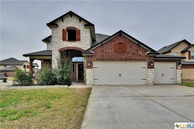 Temple, Belton Single Family Home For Sale: 4918 Ledgestone