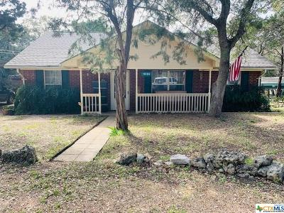 Temple Single Family Home For Sale: 5124 Lakeaire