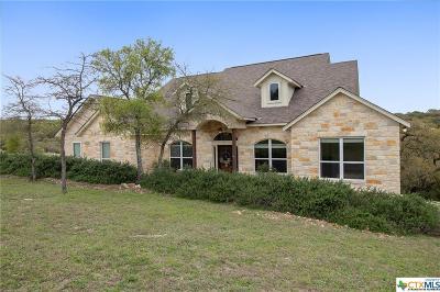 New Braunfels Single Family Home For Sale: 153 Northridge