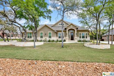 New Braunfels Single Family Home For Sale: 5656 High Forest