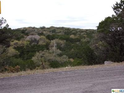 Canyon Lake Residential Lots & Land For Sale: 444 Herauf Drive