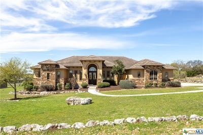 Comal County Single Family Home For Sale: 1315 Vintage Way