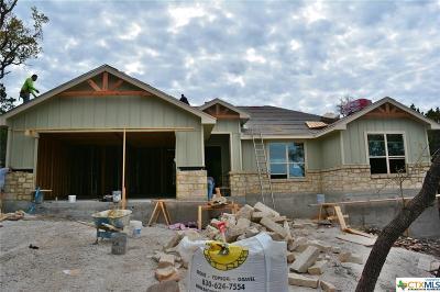 Canyon Lake Single Family Home For Sale: 131 Flint Circle Drive