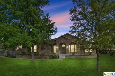 Temple, Belton Single Family Home For Sale: 65 Richland