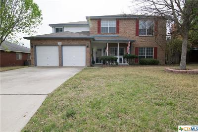 Harker Heights Single Family Home For Sale: 2208 Chippewa