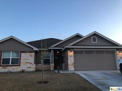 Copperas Cove Single Family Home For Sale: 3410 Samuel