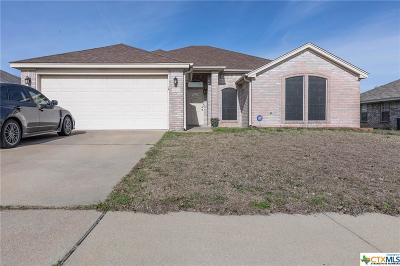 Killeen Single Family Home For Sale: 4403 Esta Lee