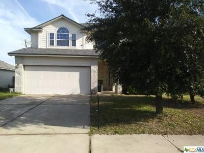 Killeen Single Family Home For Sale: 5307 Golden Gate
