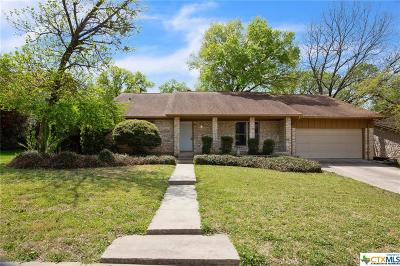 Single Family Home For Sale: 3919 Wagon Trail