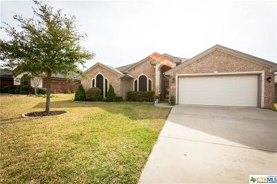 Belton Single Family Home For Sale: 3110 Matador