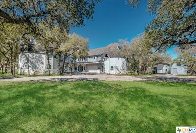 Comal County Single Family Home For Sale: 475 Brand Road