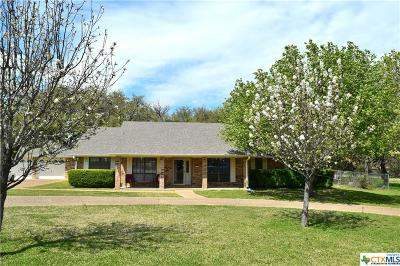 Harker Heights TX Single Family Home For Sale: $249,900