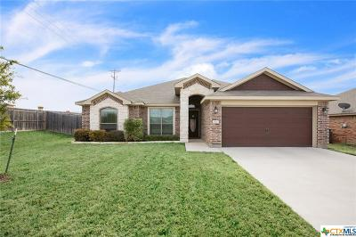 Temple, Belton Single Family Home For Sale: 907 Stonebrook