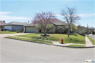 Coryell County Single Family Home For Sale: 121 Benjamin Circle