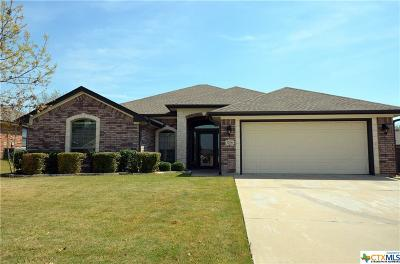 Belton Single Family Home For Sale: 3106 Matador Drive