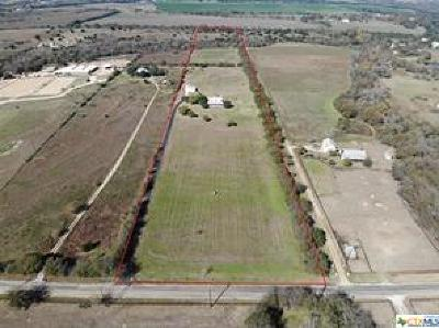 Hutto Residential Lots & Land For Sale: 2287 County Road 105