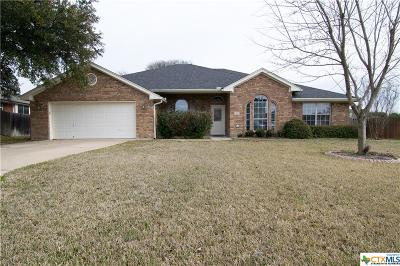 Harker Heights Single Family Home For Sale: 331 Canoe