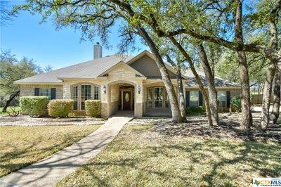 Belton Single Family Home For Sale: 13607 Moss Rose Trail