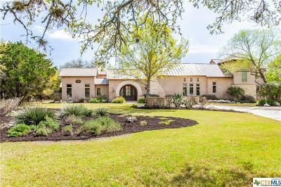 Comal County Single Family Home For Sale: 269 Winterberry Cove