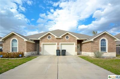 Killeen TX Multi Family Home For Sale: $212,995