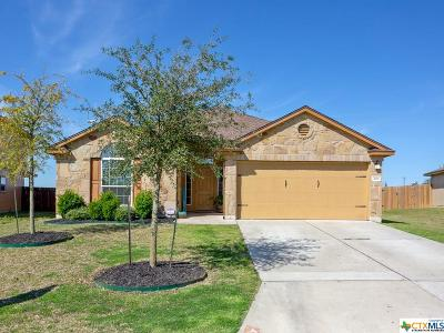 Jarrell TX Single Family Home For Sale: $209,900