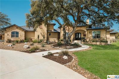 New Braunfels TX Single Family Home For Sale: $974,900