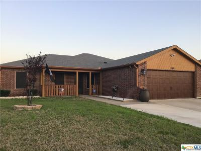 Belton Single Family Home For Sale: 2109 Independence