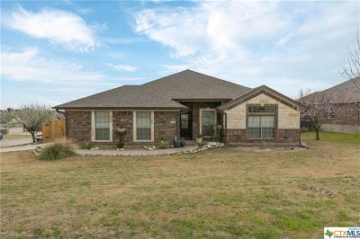 Temple Single Family Home For Sale: 1806 Shadow Canyon