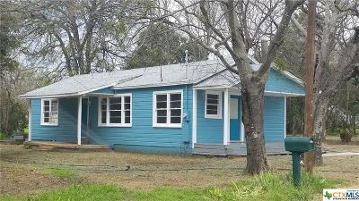 Nolanville Single Family Home For Sale: 503 N Main Street