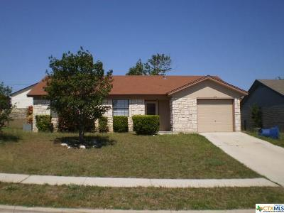 Copperas Cove Single Family Home For Sale: 213 Spur