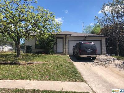 Killeen Single Family Home For Sale: 2706 Transit