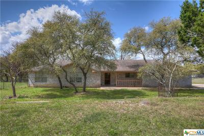 Comal County Single Family Home For Sale: 2672 Connie Drive