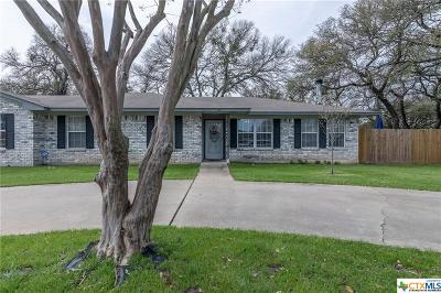 Bell County Single Family Home For Sale: 62 Bluebonnet