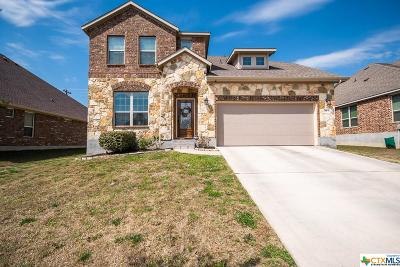 Harker Heights Single Family Home For Sale: 813 Cathedral Court