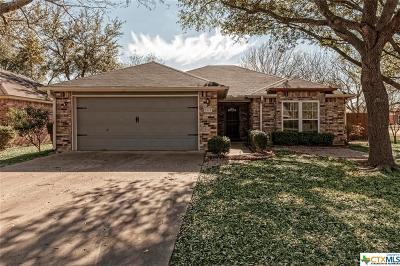Temple Single Family Home For Sale: 2319 Horseshoe Bend