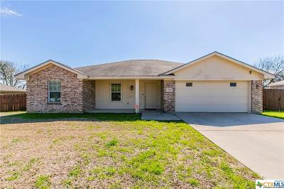 Bell County Single Family Home For Sale: 509 Shelly