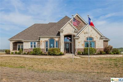 Temple, Belton Single Family Home For Sale: 6312 Asa