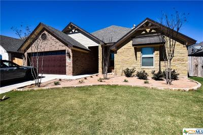 Temple Single Family Home For Sale: 2811 Crystal Ann